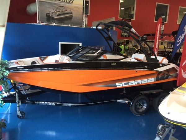 2016 Scarab 215 HO Impulse