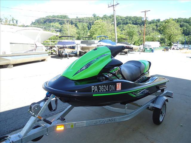 2014 Kawasaki Personal Watercraft