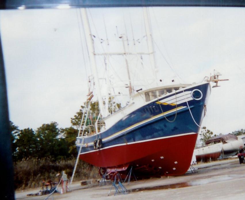 2002 Custom Freezer Trawler