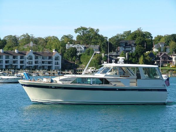 1973 Chris Craft1 47 Commander