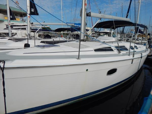 Hunter 36 Boats For Sale