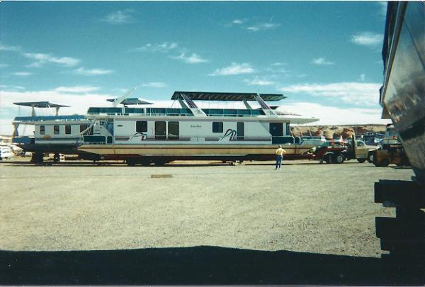 Sumerset Houseboat Boats For Sale In Page Arizona