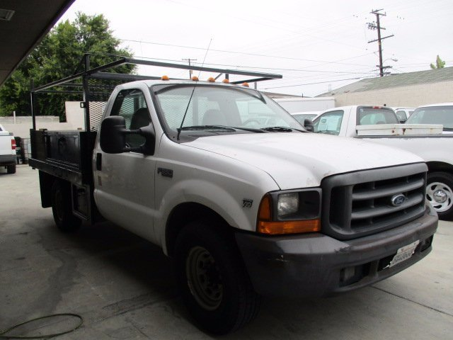 1999 Ford F 350  Utility Truck - Service Truck