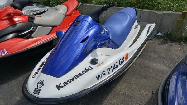 2003 Kawasaki STX900