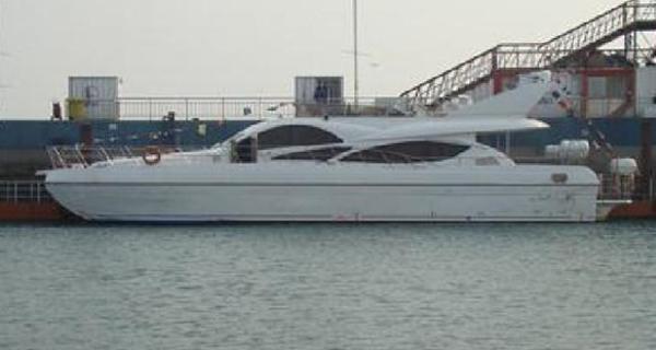 2015 Allmand 2160 Catamaran 80 Passenger