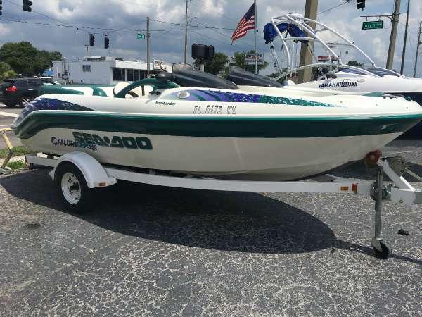1998 Sea-Doo Challenger 1800