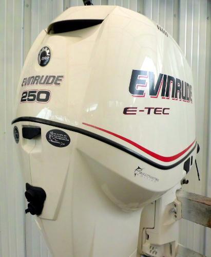2006 EVINRUDE E-TEC 250hp 25