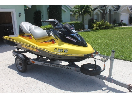 Sea Doo Gtx Supercharged Boats for sale
