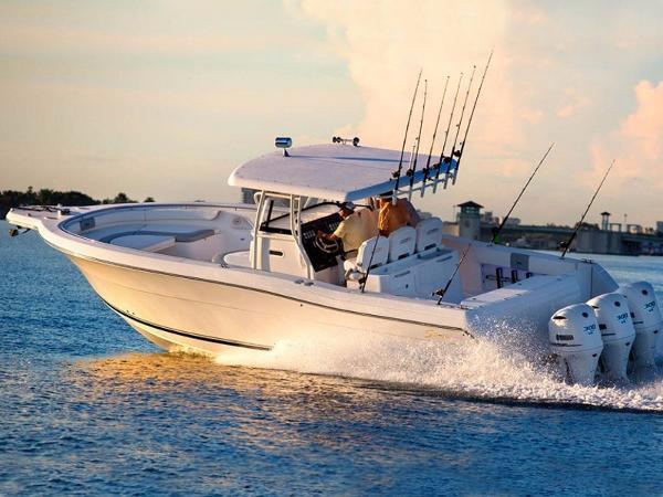 2016 Stamas Yacht 390 Tarpon