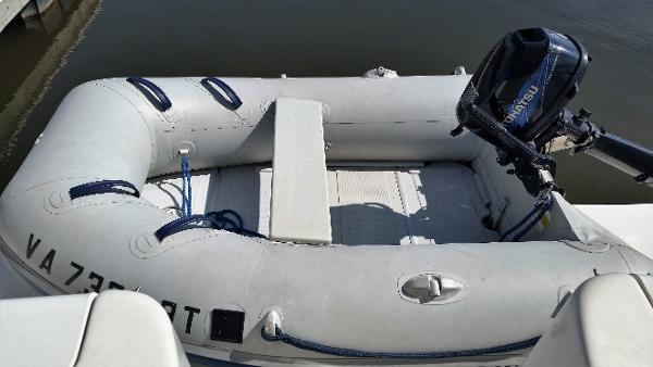 2009 Mercury Inflatables Dinghy