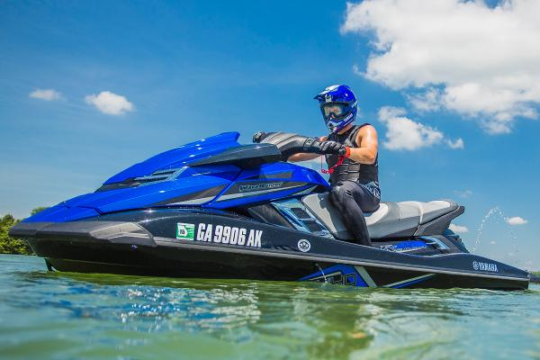 2015 Yamaha Waverunner FX SVHO