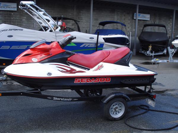 2007 Sea Doo GTX wake edition