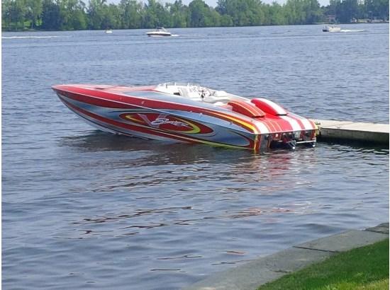 2005 Skater 399 V