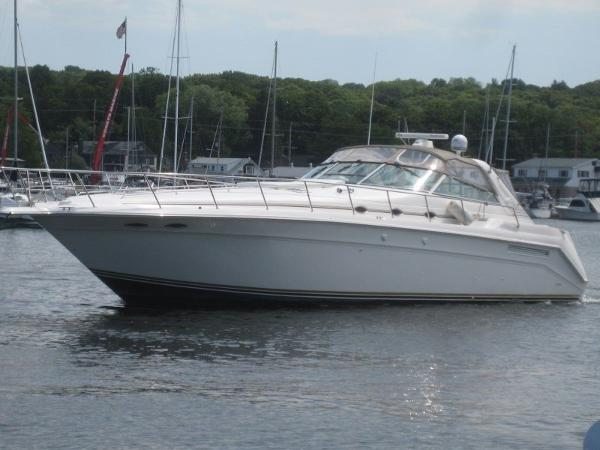 1997 Sea Ray 50 SUNDANCER