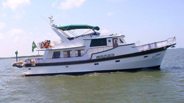 2004 Custom Trawler 50