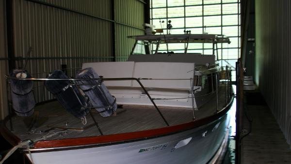 1968 Trojan 38 Sea Voyager