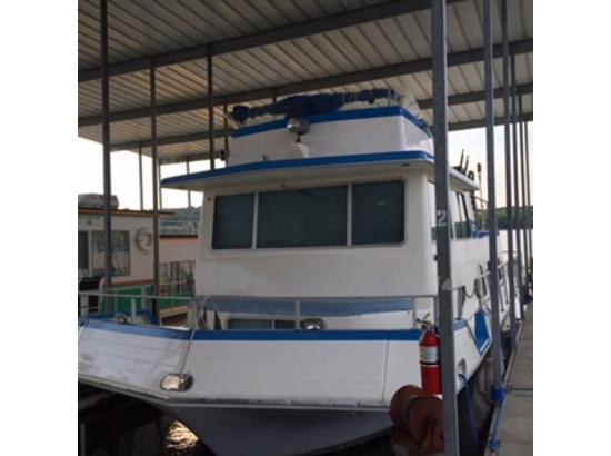 1977 Nauta Line Houseboat NTA430201077
