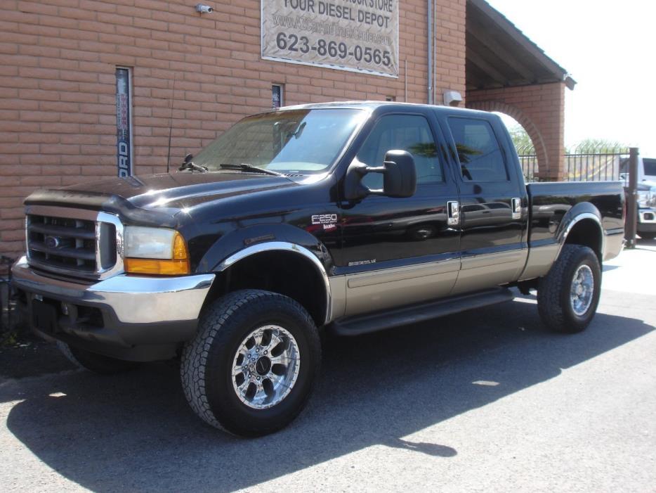 2001 ford super duty f 250 cars for sale in phoenix arizona. Black Bedroom Furniture Sets. Home Design Ideas