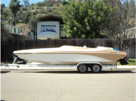 2003 Cheetah Boats Stiletto