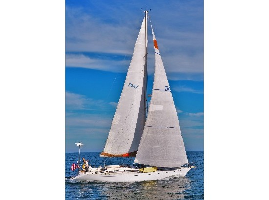 1989 Canadian Sailcraft CS 50