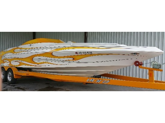 2006 Ultra Boats Stealth Bowrider