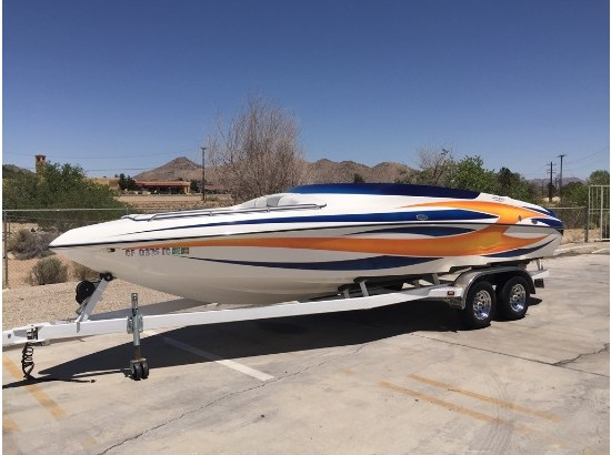 2005 Essex Performance Boats fury/raven