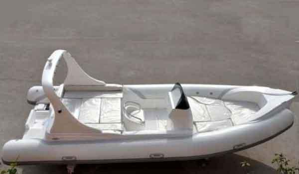 2016 Allmand RIB BOAT HYP 20ft B Luxury Model