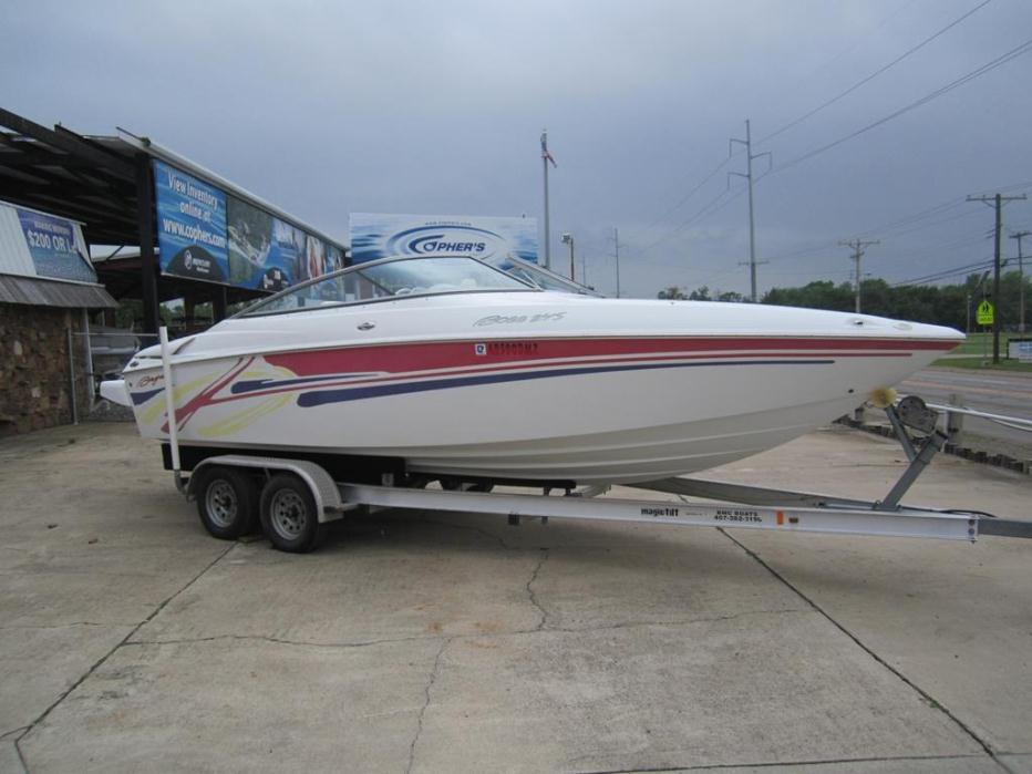 Baja 245 baja boats for sale for Smith motor cars charleston wv