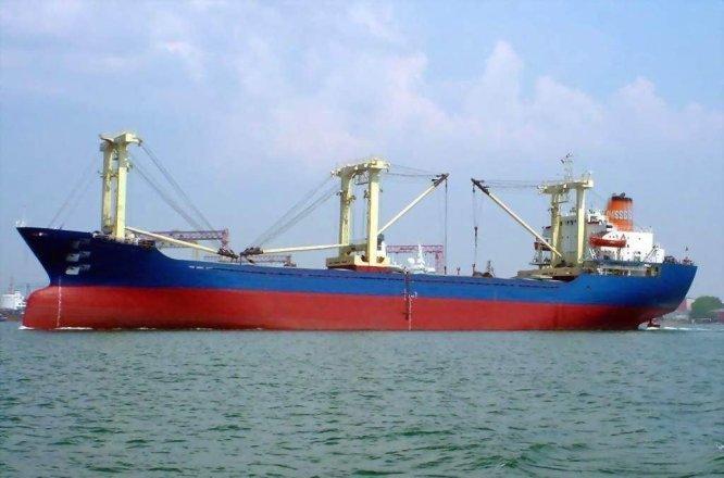 1985 Custom General Cargo Vessel