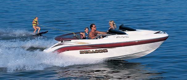 2002 Sea-Doo Sport Boats Challenger 1800