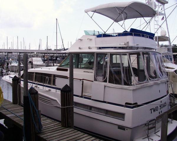 1981 Bertram Motor Yacht