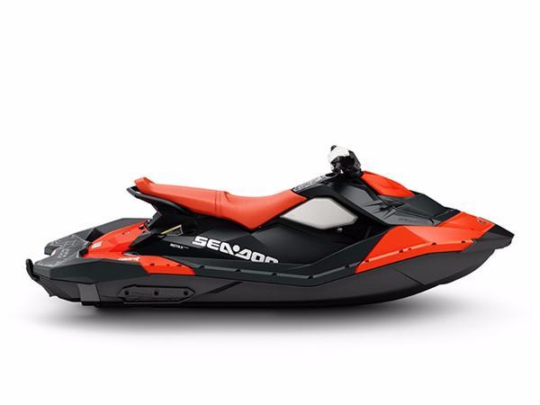 2016 Sea Doo Spark 3-Up Rotax 900 HO ACE iBR & Convenience Pkg Plus