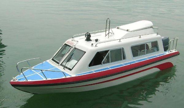 2015 Allmand 21 638B Water Taxi