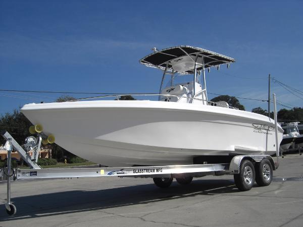2016 Glasstream 242 CCX
