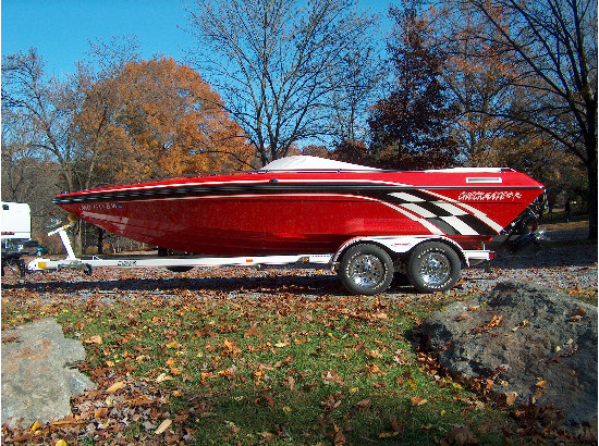 2001 Checkmate Boats Inc Persuader 219