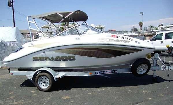 2007 Sea-Doo 180 CHALLENGER SE