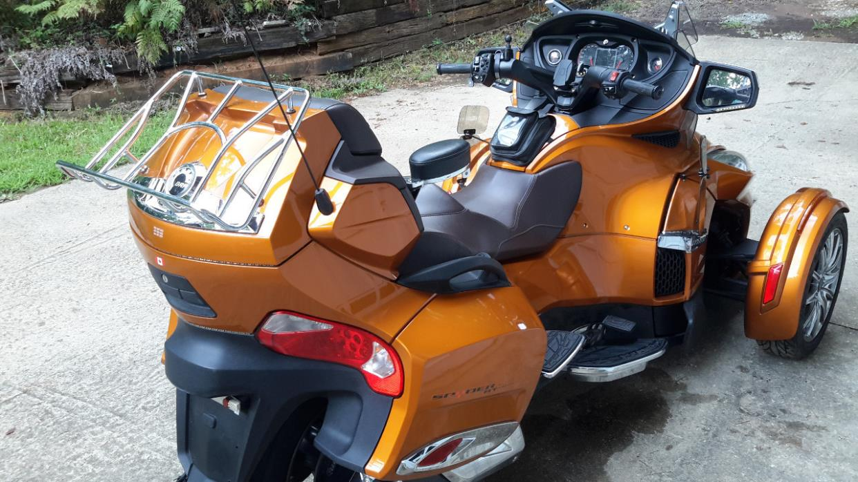 can am spyder motorcycles for sale in alto georgia. Black Bedroom Furniture Sets. Home Design Ideas