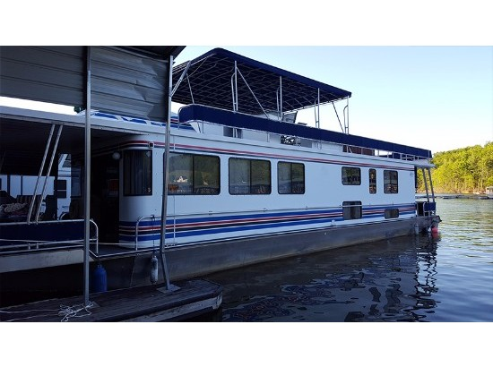 2000 Lakeview Yachts Houseboat