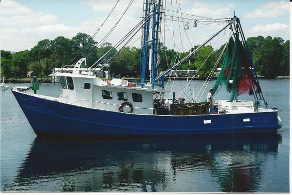 COMMERCIAL FISHING BOATS IN DUNEDIN AREA FOR SALE