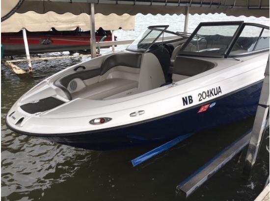 2011 Yamaha SX210
