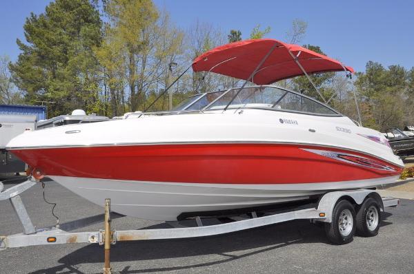 2008 Yamaha Sport Boat 230 SX HO