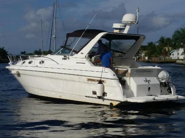 1998 Wellcraft Martinique 3600