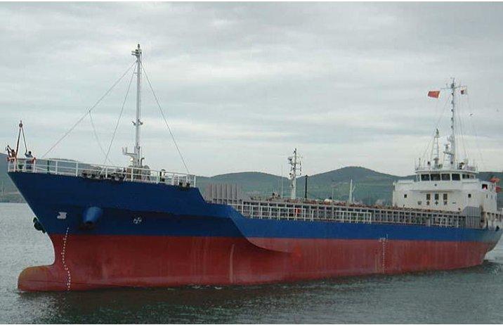 1995 Custom General Cargo Vessel