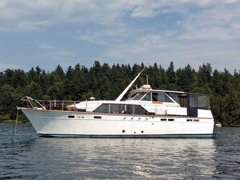 1967 Chris-Craft 52 Constellation