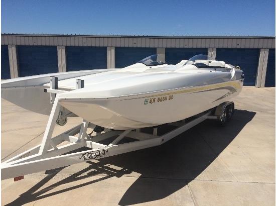 2002 Eliminator Boats Daytona ICC
