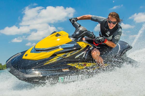 2015 Yamaha Waverunner VXR