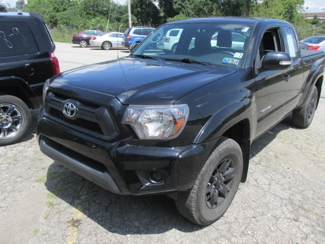 2014 Toyota Tacoma 4wd Access Cab I4 Mt (natl)  Pickup Truck