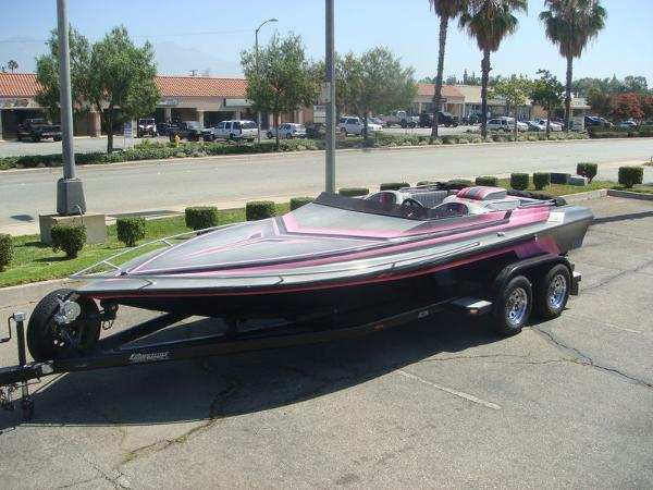 1989 Carrera Boats 20.5 Elite
