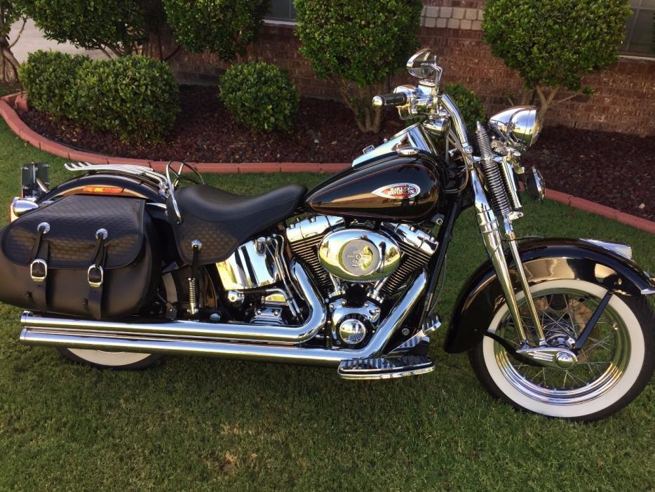 harley davidson heritage springer motorcycles for sale in. Black Bedroom Furniture Sets. Home Design Ideas