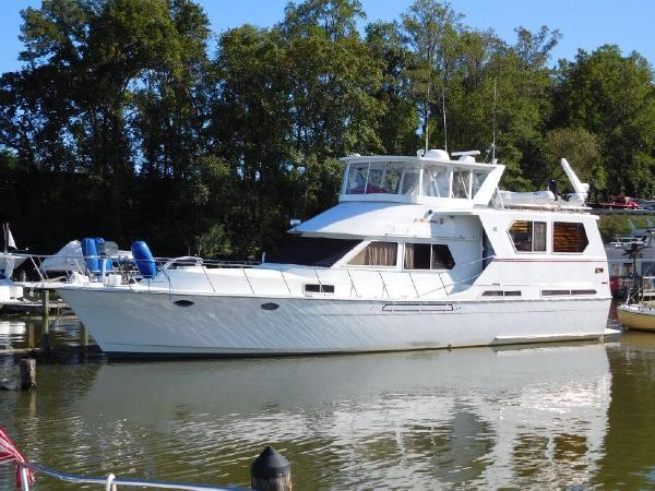 1988 Med Yacht Monti Cristo 56